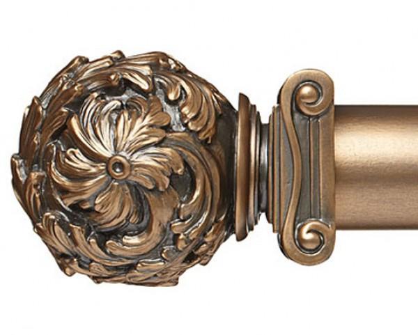 """Paris Texas Hardware 2 ¼"""" Wood Portfolio Collection #PO214GKFI"""