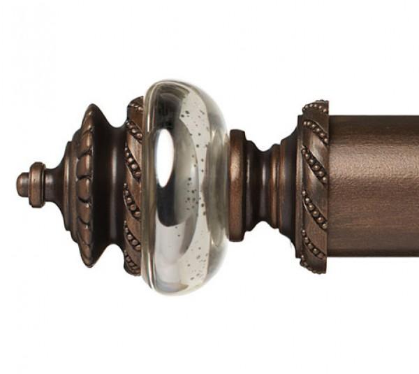 "Paris Texas Hardware 2 ¼"" Wood Collection #PO214ADFIGL"