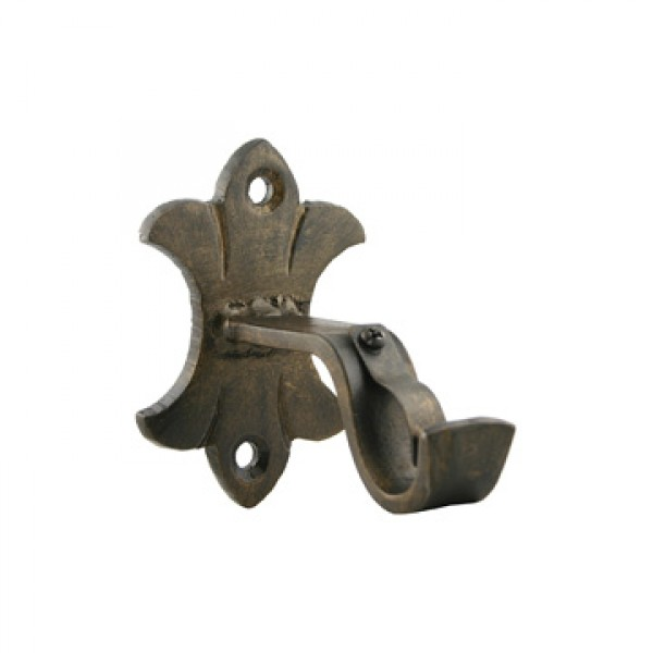 Vesta Drapery Hardware Blacksmith Collection #252503